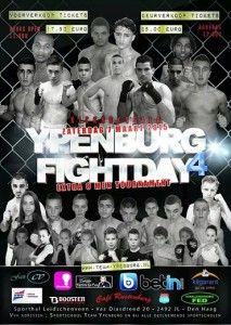 Ypenburg fightday 4 @ Sporthal Leidschenveen   Den Haag   Zuid-Holland   Netherlands