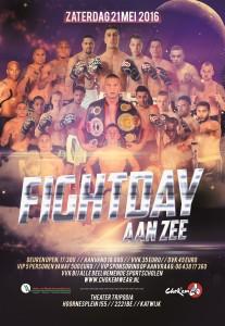 FIGHTDAY AAN ZEE -001